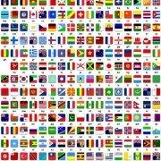 کد کشورها